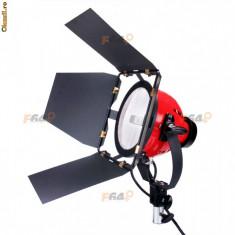 Hakutatz 800 Wati - kit 4 lumini + 4 stative - Lampa Camera Video