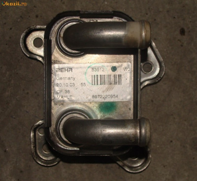 Termoflot Opel Astra g, motor y17dt foto