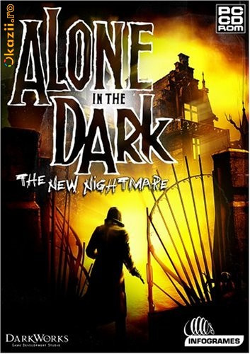 ������� ���� Alone in the Dark 4: The New Nightmare (2007/Rus), ������� ����, ���� �������, ������� ���� ���������