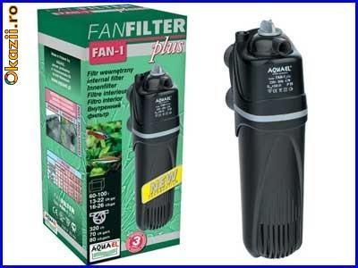 Фильтр внутрений AquaEl Fan 1 plus, предназначен для очистки и аэрации...