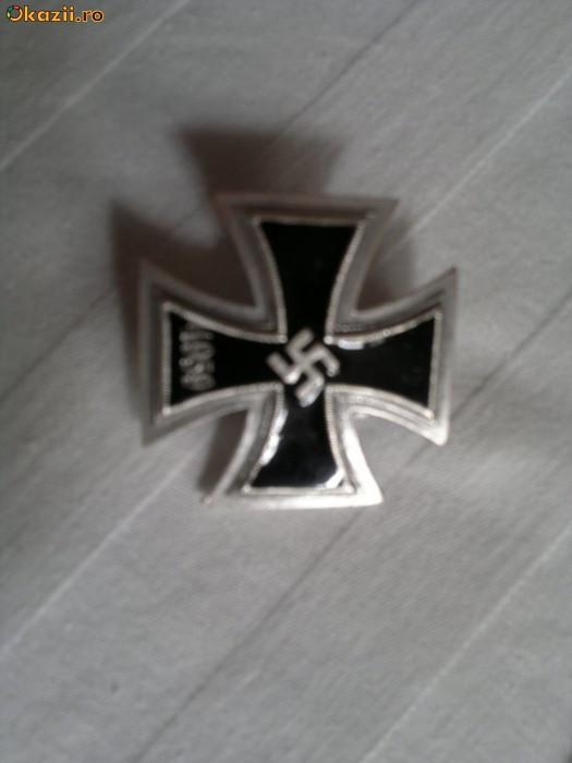 Crucea Fier Crucea de Fier Foto Mare