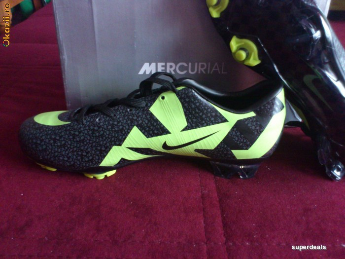 Ghete Fotbal NIKE MERCURIAL VAPOR SUPERFLY III 3   FG   NOI   Model