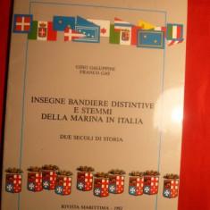 CATALOG DE INSEMNE SI STEME IN MARINA ITALIANA