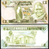 Bnk bn zambia 2 kwancha, necirculata *