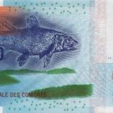 COMORE COMORES █ bancnota █ 1000 Francs █ 2005 █ P-17a █ UNC █ necirculata