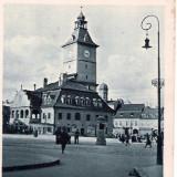 BRASOV SFATUL INTERBELICA - Carte Postala Romania 1904-1918, Necirculata, Fotografie