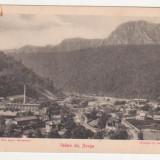 Vedere din Azuga (Colectia Al.Antoniu)