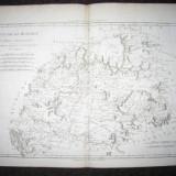 * Harta Bonne's - 1787