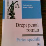 Drept penal roman-partea speciala - Carte Drept penal