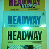Manual HEADWAY, workbook, student s book, activiti book