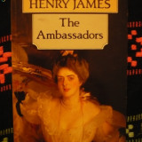 Henry James - The ambassadors - Roman
