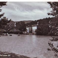 Carti Postale Romania dupa 1918 - R 6167 Calimanesti Pod peste Olt Necirculata
