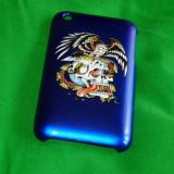 Carcasa iPhone 3G 3Gs - model unicat APPLE ED HARDY DESIGN [3]
