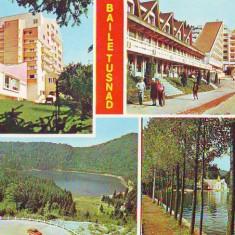 Carti Postale Romania dupa 1918 - S 4303 Hotel Olt Baile Tusnad circulata