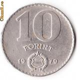 UNGARIA 10 FORINTI 1979