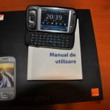 HTC TyTN II - pachet complet (Kit Auto) - Telefon HTC, Negru, Nu se aplica, Orange, Single SIM, Single core