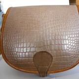 Geanta de piele vintage - Geanta vintage