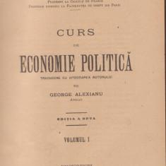 Charles Gide / Curs de Economie Politica (2 volume, 1925) - Curs marketing
