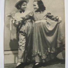 FOTO MARE COPII DIN ANII 30 - Fotografie, Portrete, Romania 1900 - 1950