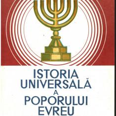 Carte de aventura - DR. ALFRED HARLAOANU - ISTORIA UNIVERSALA A POPORULUI EVREU