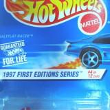 Macheta auto Hot Wheels, 1:64 - HOT WHEELS --SALT FLAT RACER ++1799 DE LICITATII !!