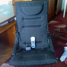 Fotoliu de masaj EC-521 - Scaun masaj