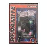 Dynamyte - 4 CHESS GAMES COMPENDIUM - Jocuri PC, Multiplayer