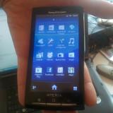 Telefon mobil Sony Ericsson, Negru, Neblocat, Single SIM, Single core, 384 MB - Sony ericsson xperia x10i
