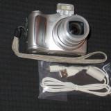 Camera foto Canon Powershot SX 100 IS, stare buna - Aparat Foto compact Canon, Compact, 8 Mpx, 10x, 2.5 inch