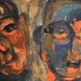 Florin petrachi - Pictor roman, Portrete, Abstract