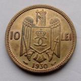 V - 10 lei 1930 - Paris, DE COLECTIE ! - Moneda Romania