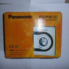 Casetofon Portabil Stereo (player) PANASONIC RQ-P35