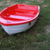 Barca fibra de sticla - Barca Pescuit