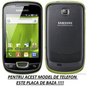 Placa de baza FUNCTIONALA Samsung Galaxy Mini S5570 / Samsung Galaxy Pop Originala foto