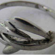 Inel vechi din argint (99) - de colectie - Inel argint