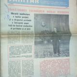 Ziarul muncitorul sanitar 28 ianuarie 1989 (sarbatorirea tovarasului nicolae ceausescu )