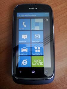 Nokia Lumia 610 foto