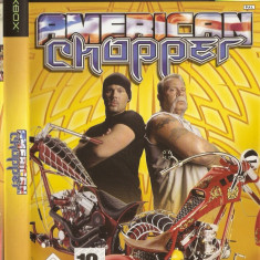 Jocuri Xbox Activision, Curse auto-moto, 12+, Single player - JOC XBOX clasic AMERICAN CHOPPER ORIGINAL PAL / STOC REAL / by DARK WADDER