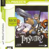JOC XBOX clasic TIMESPLITTERS 2 CLASSICS ORIGINAL PAL / STOC REAL / DARK WADDER - Jocuri Xbox Eidos, Actiune, 16+, Single player