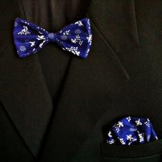 Papioane Papion + Batista Batiste de buzunar [Elegant Casual Fashion Trend - Cravate Unisex Club 2012][BowTie] - Cravata Barbati