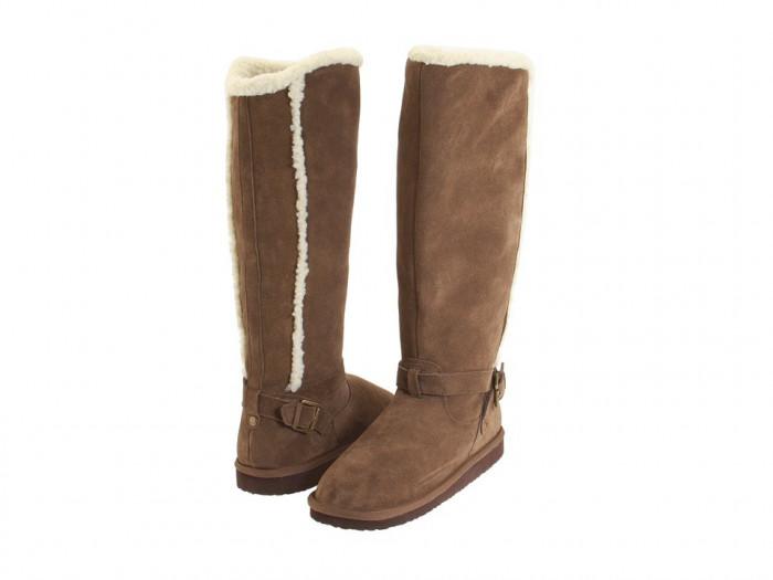 Как растянуть зимние ботинки