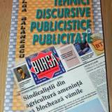 OLGA BALANESCU - TEHNICI DISCURSIVE PUBLICISTICE SI PUBLICITATE