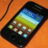 Samsung Galaxy Young - Telefon mobil Samsung Galaxy Young, Neblocat, Dual SIM