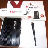 Media Player Xtreamer SideWinder cu wireless Full HD, HDMI