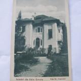 CP-SALUTARI DIN BAILE GOVORA-VILA DR.POPOVICI - Carti Postale Romania dupa 1918, Circulata