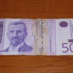 50 dinari sarbesti 2011