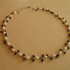 Vand colier perle de cultura