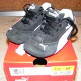 Adidasi copii Puma, Baieti, Marime: 26, Negru - Pantofi copii PUMA marime 26