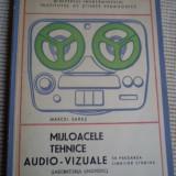 Mijloacele tehnice audio vizuale in predarea limbilor straine laboratorul lingvistic marcel saras