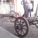 roti de lemn decorative